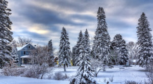 Will Wisconsin Have A White Christmas? Here's The Official Prediction