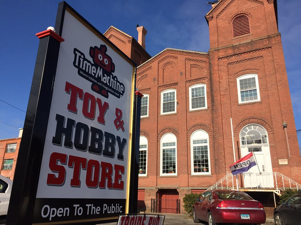 Hobby Store San Diego >> Time Machine Hobby In Connecticut Is The Ultimate Toy Store