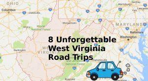 8 Unforgettable Road Trips To Take In West Virginia Before You Die