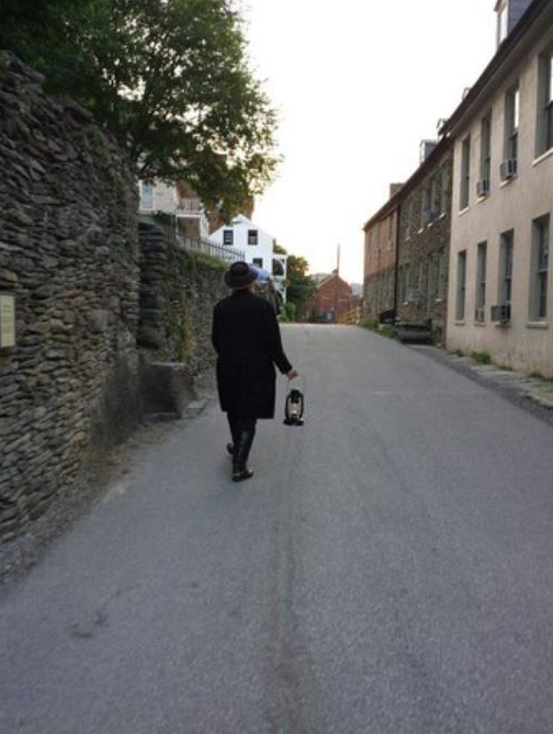 Take This Ghost Tour Through Harpers Ferry, West Virginia