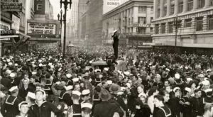 11 Very Rare Photos Taken During WWII In San Francisco