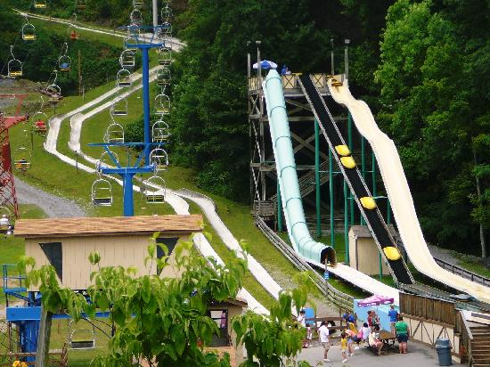 The Epic Alpine Slide At Ober Gatlin In Tennessee You Need