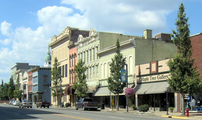 12 Small Towns In Rural Kentucky That Are Downright Delightful