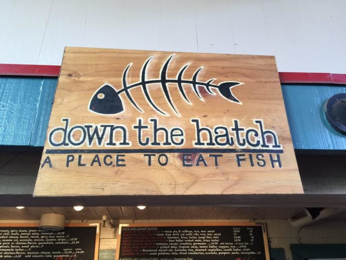 14 under the radar restaurants in hawaii for Down the hatch meaning