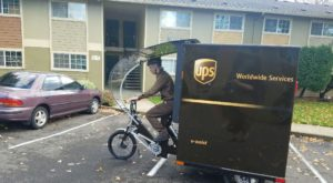 The New UPS Delivery Service In Portland That's Both Hilarious And Awesome