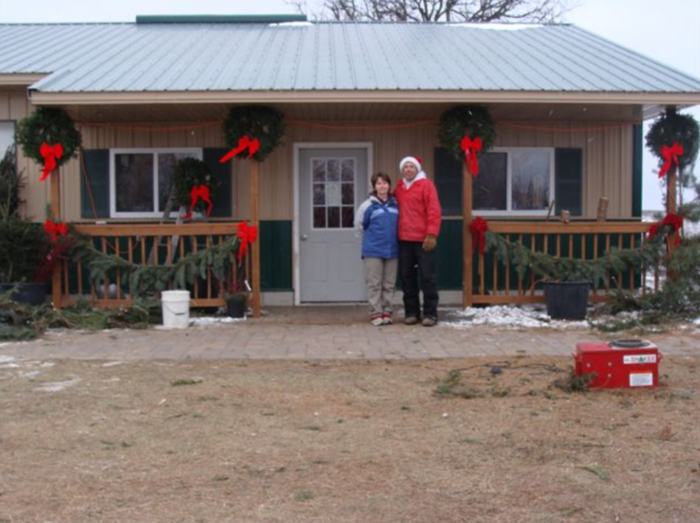 11 Christmas Tree Farms In Minnesota That Are Perfect For A Winter Day