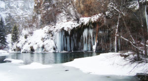 10 Gorgeous Frozen Waterfalls Around Denver That Must Be Seen To Be Believed