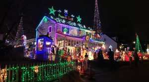 There's A Festival Of Lights In Connecticut That You Need To See