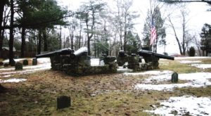 The Oldest Cemetery In America Is Right Here In Massachusetts And It's Eerily Enchanting