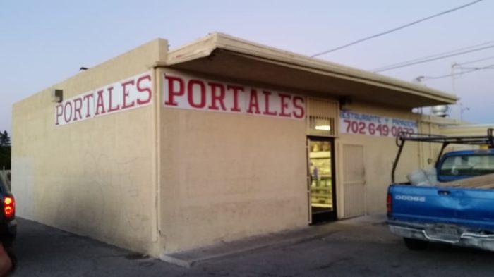 Los Portales Bakery