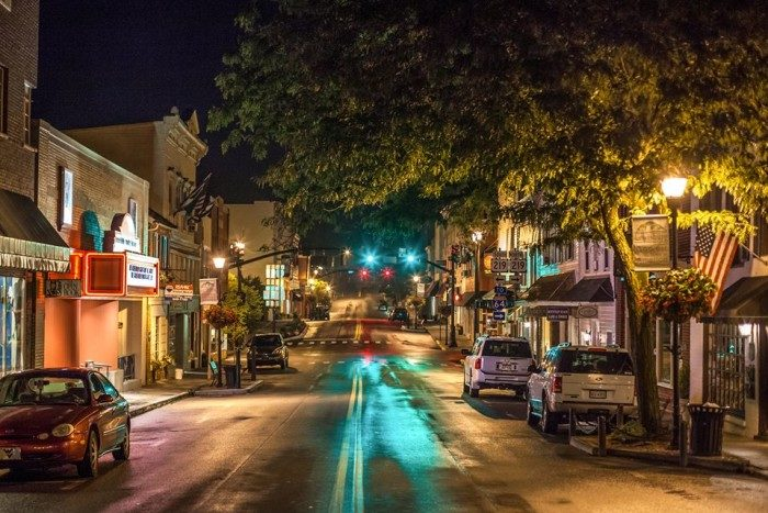 lewisburg may be west virginia 39 s most unique town