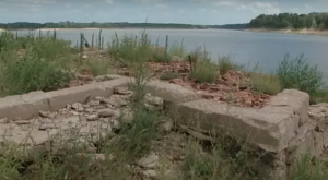 Most People Have No Idea This Underwater City In Indiana Even Exists
