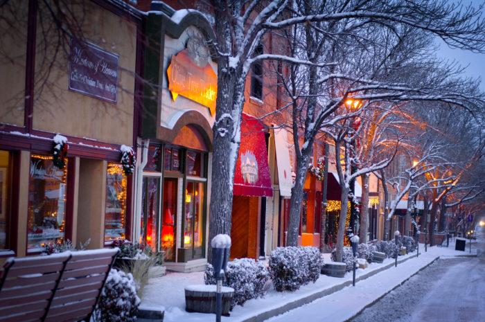 10 Best Christmas Main Streets Near Denver 2016
