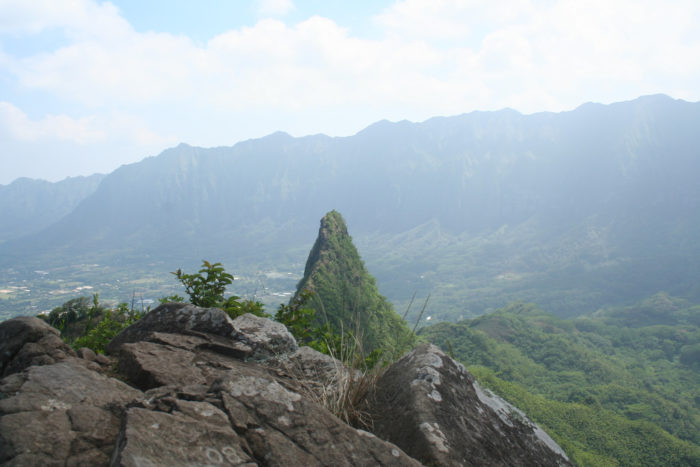 Razor Side By Side >> Oahu's Olomana Three Peaks Is A Place Of Striking Natural
