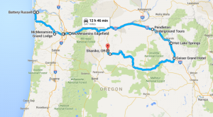 8 Unforgettable Road Trips To Take In Oregon Before You Die