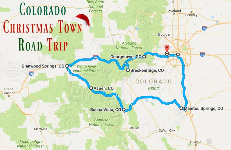 The Magical Road Trip Will Take You Through Colorado S