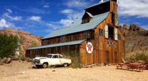 The Creepy Ghost Town In America's West That People Stay Far Far Away From