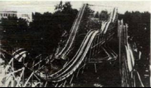 The Krug Park Roller Coaster Crash In Omaha Nebraska Was