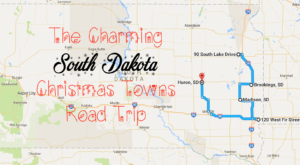 The Magical Road Trip Will Take You Through South Dakota's Most Charming Christmas Towns