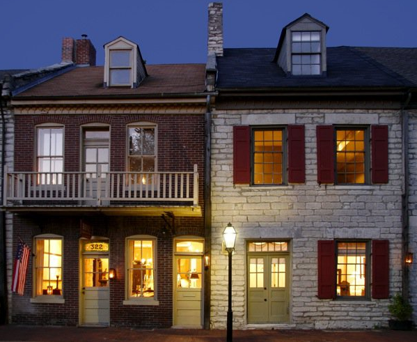Historic St Charles Mo Bed And Breakfast