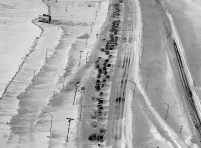 a deadly storm struck new york in 1977 and no one saw it