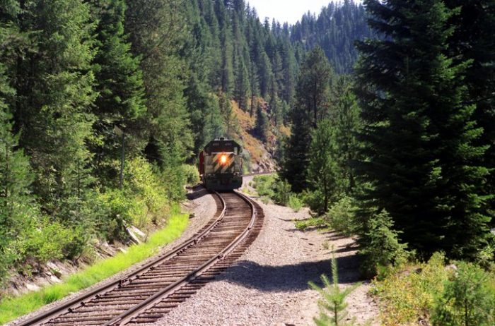 Idaho - Thunder Mountain Line Railroad