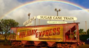The Magical Polar Express Train Ride In Hawaii Everyone Should Experience At Least Once