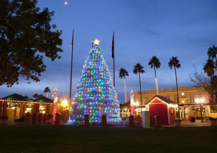 This Is The Ultimate Arizona Christmas Bucket List