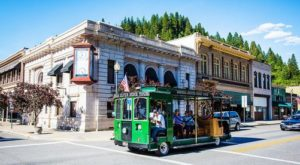 These 7 Historic Towns In Idaho Will Transport You Into A Different Time