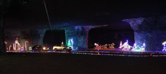 The Christmas Cave In Kentucky Everyone Needs To