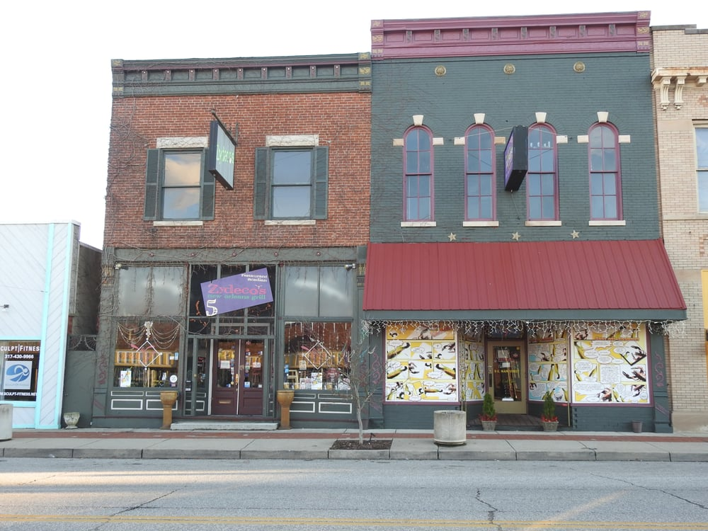 New Orleans Restaurant In Mooresville Indiana