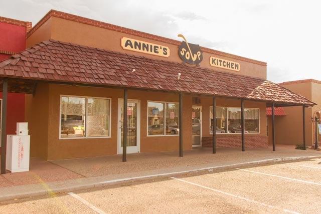 Annie S Soup Kitchen Albuquerque New Mexico