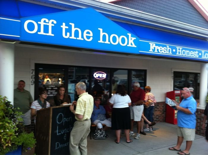 Superior Off The Hook, Bethany Beach