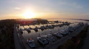 You Won't Believe What's Hiding At This Quirky Marina In Alabama
