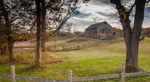 You Will Fall In Love With These 8 Beautiful Old Barns In Rhode Island