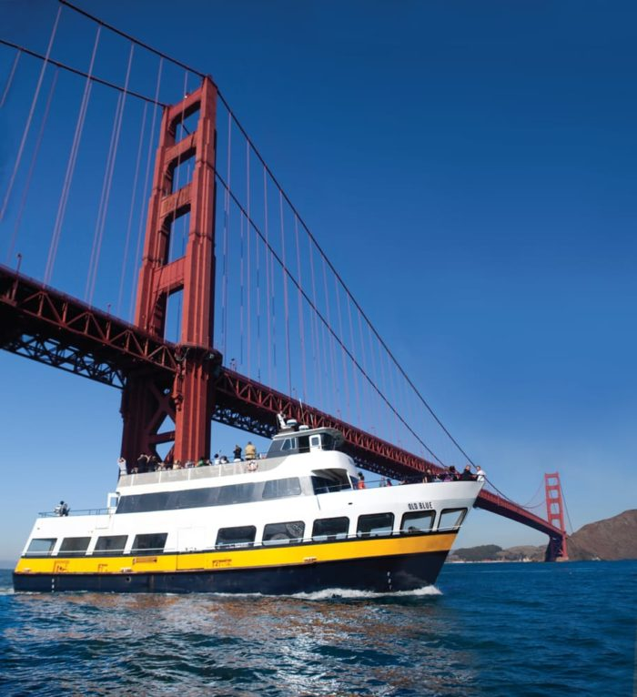 10 Places In San Francisco To View The Golden Gate Bridge