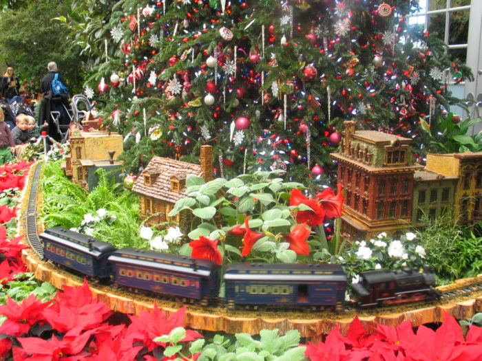 The 12 Best Christmas Attractions In Washington Dc