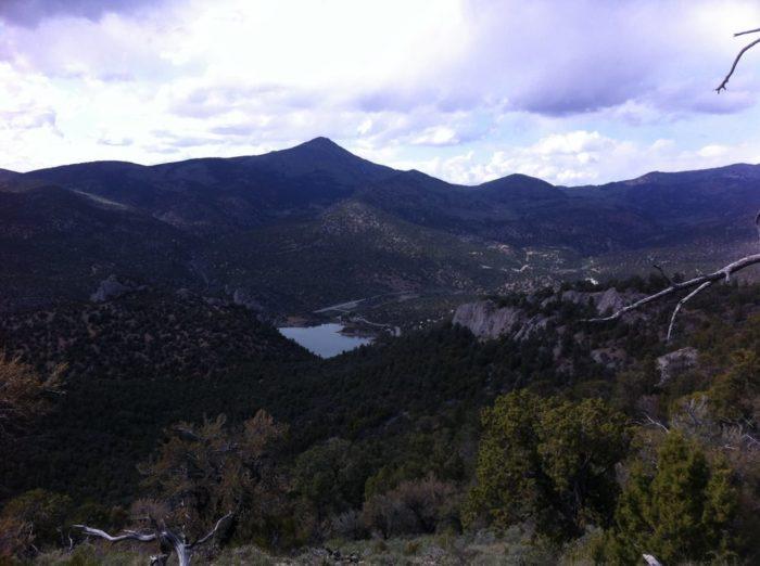 Cave Lake State Park