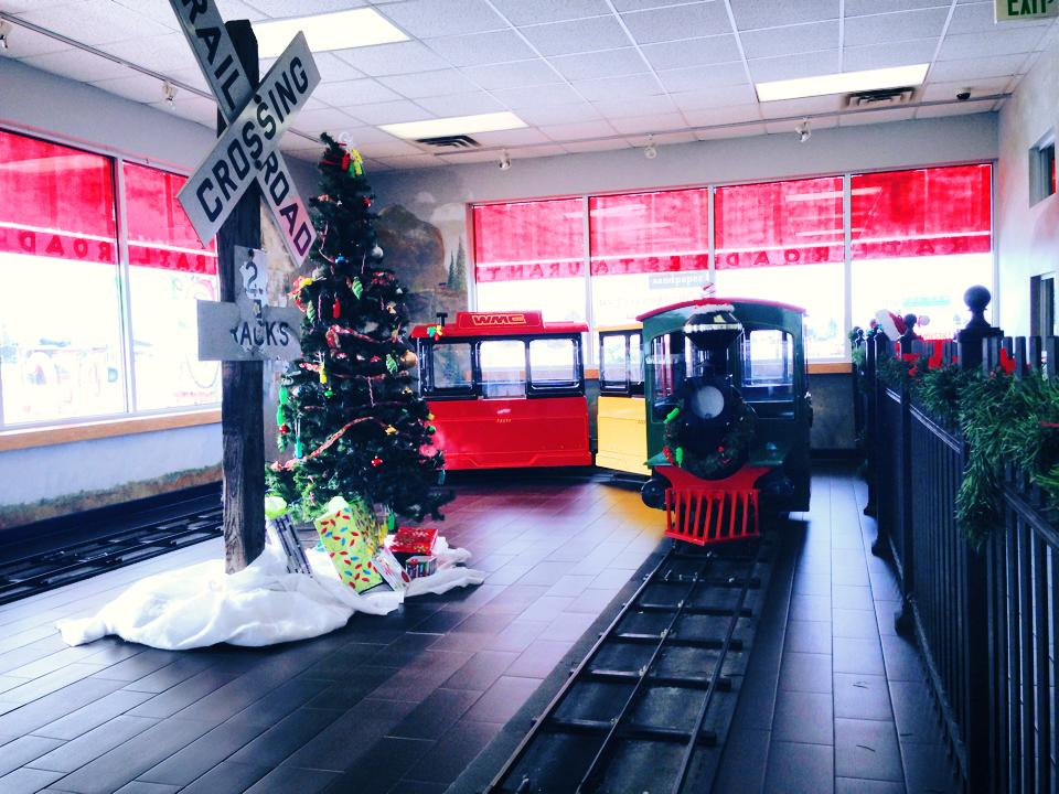 Tylers Tender Railroad Restaurant In Schererville Is The Best Train Themed Indiana