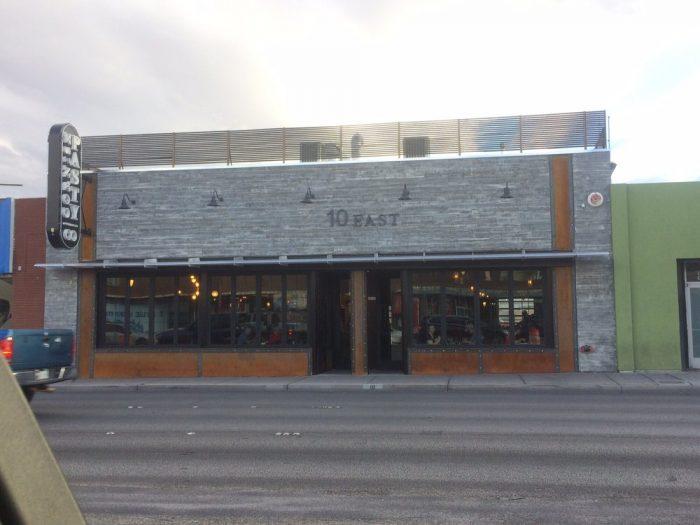 Cornish Pasty, Las Vegas