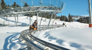 The Winter Coaster In Wyoming Will Take You On The Ride Of A Lifetime
