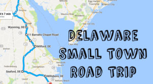 Take This Road Trip Through Delaware's Most Picturesque Small Towns For A Charming Experience