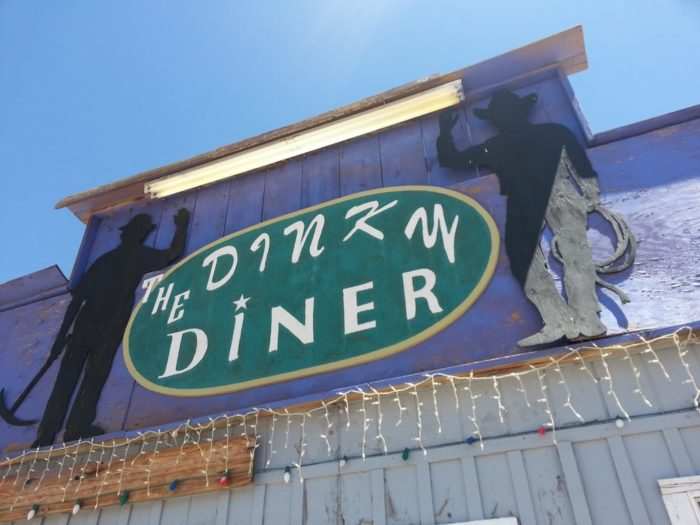 The Dinky Diner, Goldfield