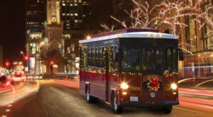 The BYOB Holiday Lights Tour is a Christmas season tour of Cleveland.