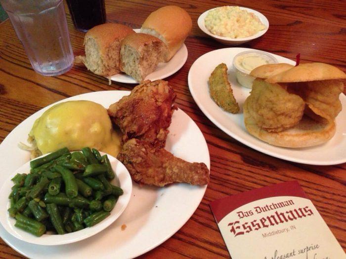 Food Restaurants In Mooresville Indiana
