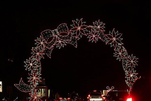 10 Best Christmas Main Streets Near San Francisco 2016