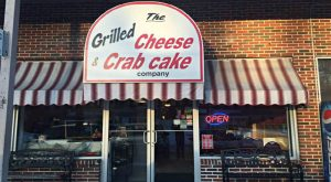 The Restaurant In New Jersey That Serves Grilled Cheese To Die For