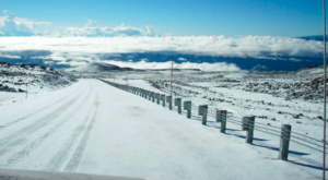 It Snowed More In Hawaii Than It Did In Ohio This Past Weekend