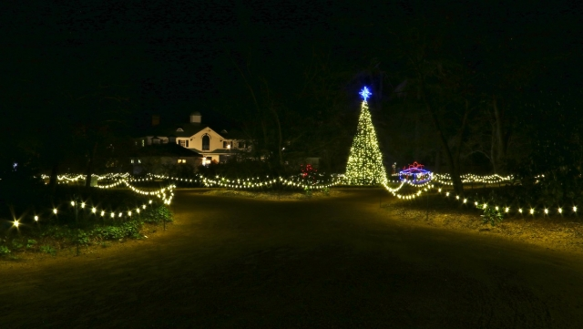 8 More Of The Best Christmas Lights Displays In 2016 in South Carolina