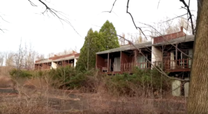 Everything Was Left Behind At This Abandoned Honeymoon Resort In New York